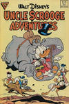 Cover for Walt Disney's Uncle Scrooge Adventures (Gladstone, 1987 series) #8 [Canadian]