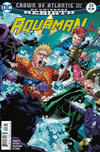 Cover for Aquaman (DC, 2016 series) #23 [Brad Walker / Andrew Hennessy Cover]