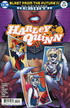 Cover for Harley Quinn (DC, 2016 series) #20 [Amanda Conner Cover]