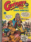 Cover for Century, The 100 Page Comic Monthly (K. G. Murray, 1956 series) #21