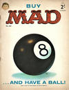 Cover for Mad (Thorpe & Porter, 1959 series) #42