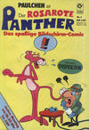 Cover for Der rosarote Panther (Condor, 1973 series) #4