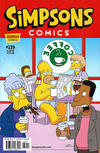 Cover for Simpsons Comics (Bongo, 1993 series) #239