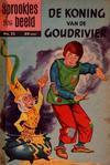 Cover for Sprookjes in beeld (Classics/Williams, 1957 series) #32 - De koning van de Goudrivier