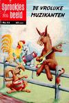 Cover for Sprookjes in beeld (Classics/Williams, 1957 series) #44 - De vrolijke muzikanten
