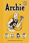 Cover for Archie Archives (Dark Horse, 2011 series) #12