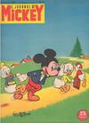 Cover for Le Journal de Mickey (Disney Hachette Presse, 1952 series) #19