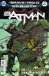 Cover Thumbnail for Batman (2016 series) #23 [Mitch Gerads Cover]