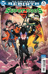 Cover for Super Sons (DC, 2017 series) #4