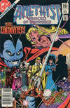 Cover for Amethyst, Princess of Gemworld (DC, 1983 series) #7 [Canadian Newsstand]