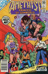 Cover for Amethyst, Princess of Gemworld (DC, 1983 series) #5 [Canadian Newsstand]