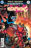 Cover for Nightwing (DC, 2016 series) #21 [Brad Walker & Andrew Hennessy Cover]