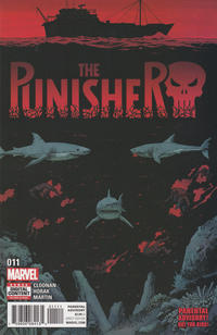 Cover Thumbnail for The Punisher (Marvel, 2016 series) #11