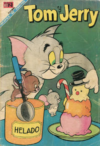 Cover Thumbnail for Tom y Jerry (Editorial Novaro, 1951 series) #261