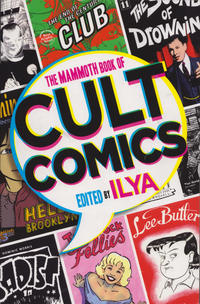 Cover Thumbnail for The Mammoth Book of Cult Comics (Constable & Robinson, 2014 series)