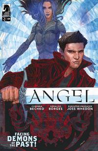 Cover Thumbnail for Angel Season 11 (Dark Horse, 2017 series) #2
