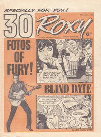 Cover Thumbnail for Roxy (Amalgamated Press, 1958 series) #13 April 1963 [266]