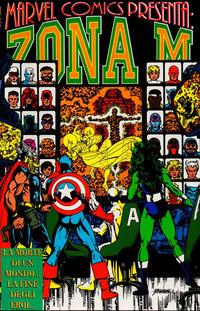 Cover Thumbnail for Marvel Comics Presenta: Zona M (Play Press, 1993 series) #2