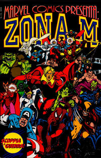 Cover Thumbnail for Marvel Comics Presenta: Zona M (Play Press, 1993 series) #3