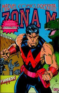 Cover Thumbnail for Marvel Comics Presenta: Zona M (Play Press, 1993 series) #4/5