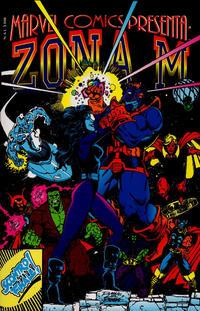 Cover Thumbnail for Marvel Comics Presenta: Zona M (Play Press, 1993 series) #6
