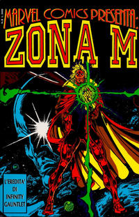 Cover Thumbnail for Marvel Comics Presenta: Zona M (Play Press, 1993 series) #8