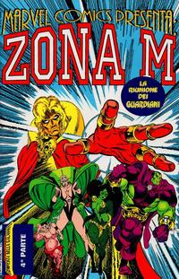 Cover Thumbnail for Marvel Comics Presenta: Zona M (Play Press, 1993 series) #9