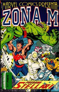 Cover Thumbnail for Marvel Comics Presenta: Zona M (Play Press, 1993 series) #10