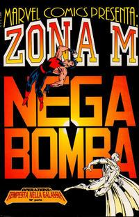 Cover Thumbnail for Marvel Comics Presenta: Zona M (Play Press, 1993 series) #11