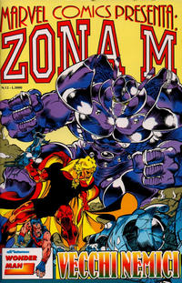 Cover Thumbnail for Marvel Comics Presenta: Zona M (Play Press, 1993 series) #12