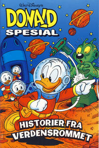 Cover Thumbnail for Donald spesial (Hjemmet / Egmont, 2013 series) #[3/2017]