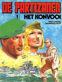 Cover Thumbnail for De Partizanen (Oberon, 1980 series) #1 - Het konvooi