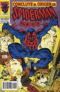 Cover Thumbnail for Spiderman 2099 (Planeta DeAgostini, 1994 series) #3