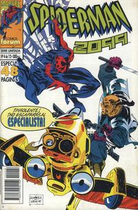 Cover Thumbnail for Spiderman 2099 (Planeta DeAgostini, 1994 series) #4