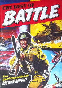 Cover Thumbnail for The Best of Battle (Titan, 2009 series)