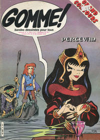 Cover Thumbnail for Gomme! (Glénat, 1981 series) #4