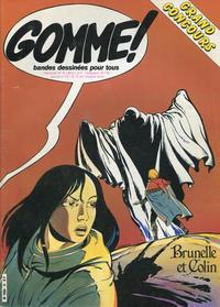 Cover Thumbnail for Gomme! (Glénat, 1981 series) #6