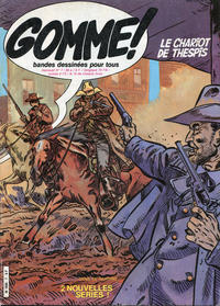 Cover for Gomme! (Glénat, 1981 series) #7