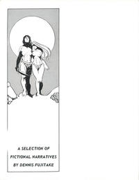 Cover Thumbnail for A Selection of Fictional Narratives (Fantagraphics, 1971 series)