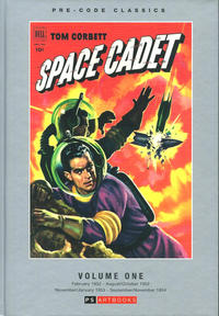 Cover Thumbnail for Pre-Code Classics: Tom Corbett, Space Cadet (PS, 2017 series) #1