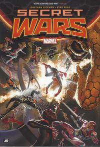 Cover Thumbnail for Secret Wars (Marvel, 2016 series)
