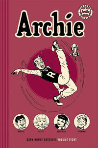 Cover Thumbnail for Archie Archives (Dark Horse, 2011 series) #8