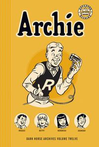 Cover Thumbnail for Archie Archives (Dark Horse, 2011 series) #12