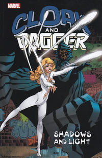 Cover Thumbnail for Cloak and Dagger: Shadows and Light (Marvel, 2017 series)