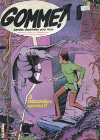 Cover Thumbnail for Gomme! (Glénat, 1981 series) #8