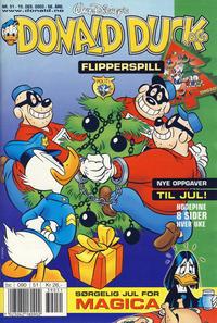 Cover Thumbnail for Donald Duck & Co (Hjemmet / Egmont, 1948 series) #51/2003