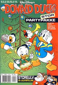 Cover Thumbnail for Donald Duck & Co (Hjemmet / Egmont, 1948 series) #52/2003