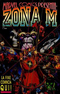 Cover Thumbnail for Marvel Comics Presenta: Zona M (Play Press, 1993 series) #1