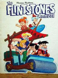 Cover Thumbnail for The Flintstones Annual (World Distributors, 1963 series) #1969