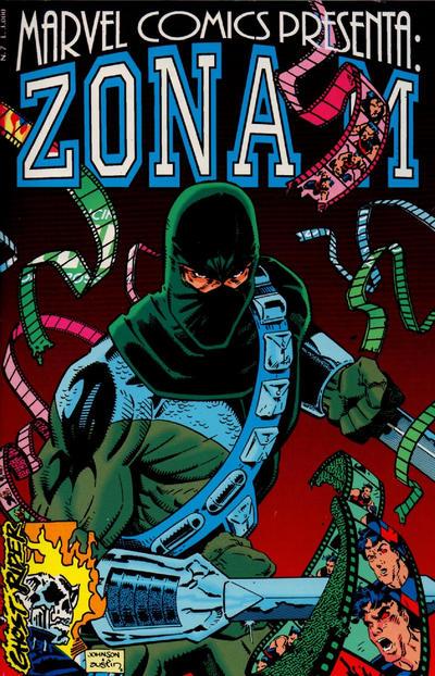 Cover for Marvel Comics Presenta: Zona M (Play Press, 1993 series) #7